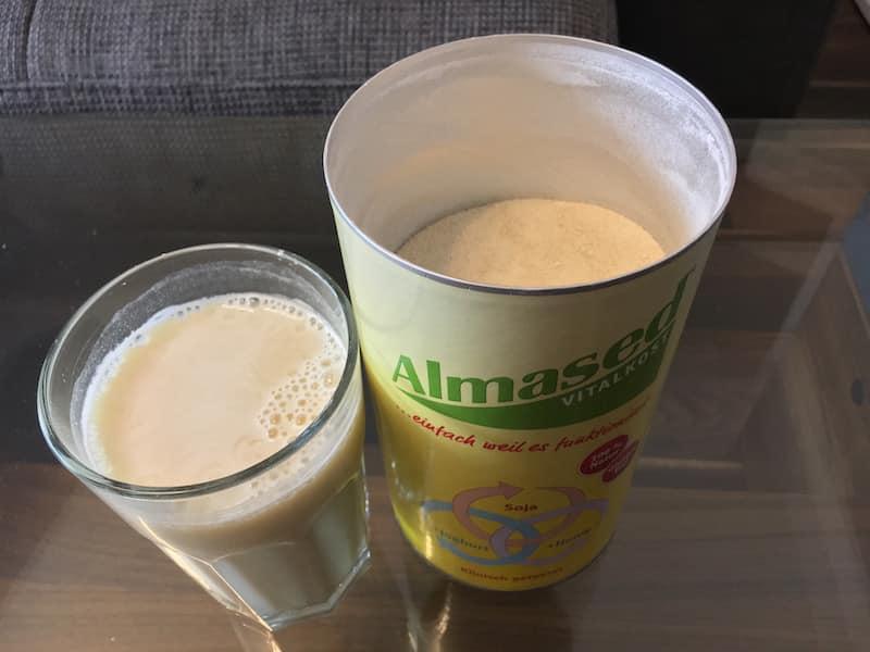 Almaset Zubereitung