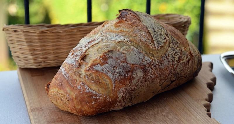 Das Amaranth Brot