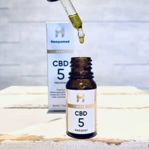 Hempamed CBD Öl Test
