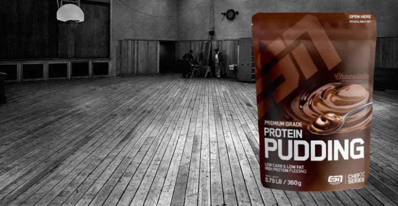 ESN-Protein-Pudding-Test