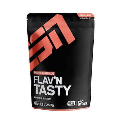 FLAVN TASTY Test
