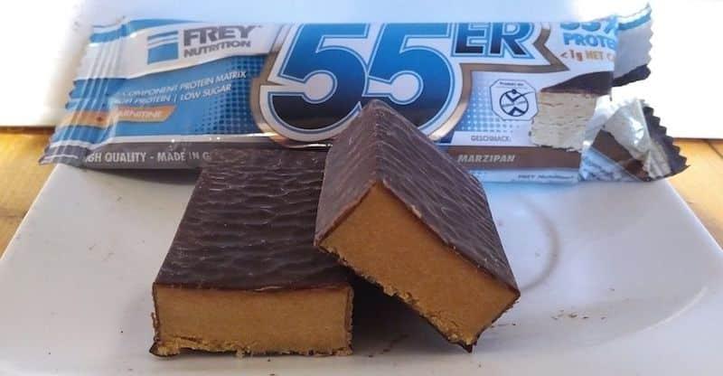 Frey Nutrition 55er Test