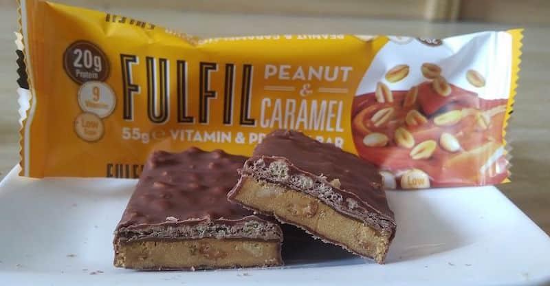 Fulful Peanut Caramel Test