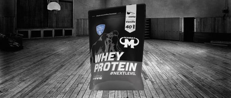 Mammut Whey Protein im Test