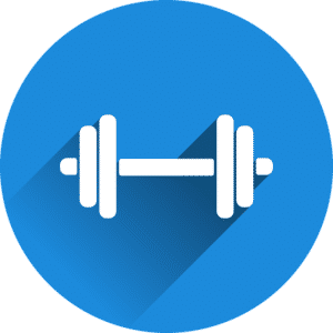Muskel Training Hantel