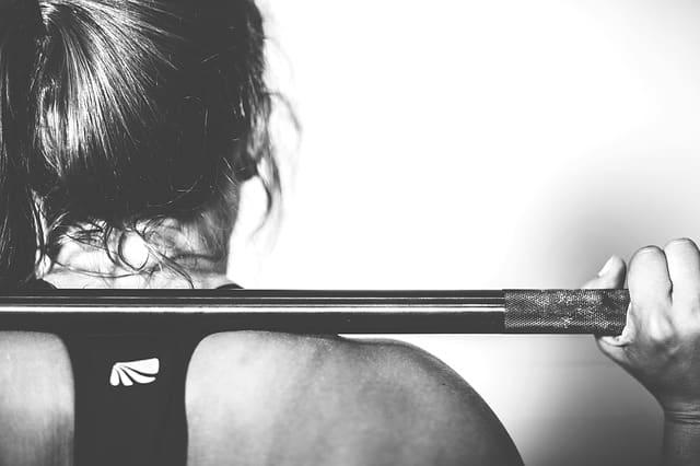 Muskelaufbau als Frau - wie geht das?