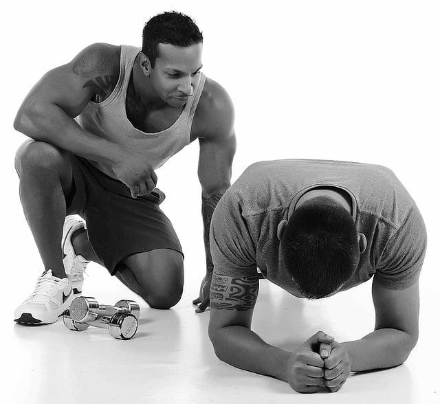 Mit Muskeltraining zunehmen