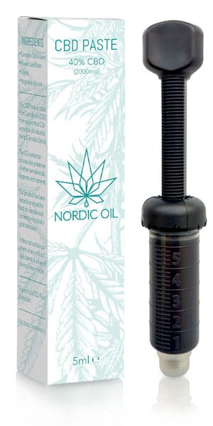 Nordicoil CBD Paste