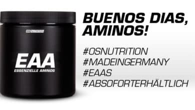 Photo of OS NUTRITION EAA – PREMIUM AMINOS | NEU
