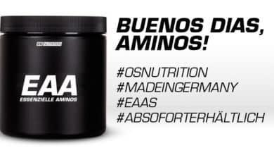 Photo of OS NUTRITION EAA – PREMIUM AMINOS | NEU