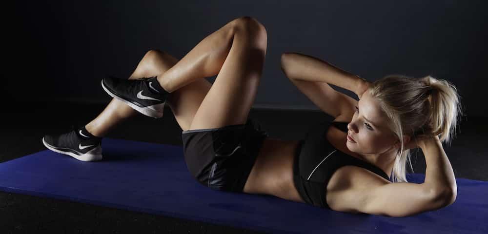Sixpack Übungen für Frauen - auch sie sind wirkungsvoll