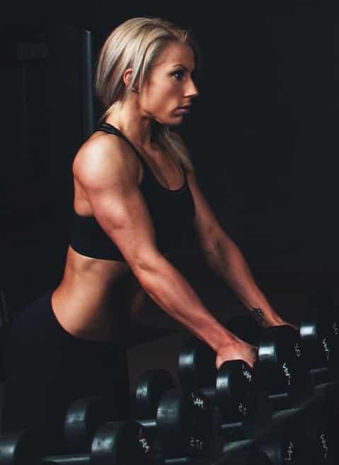 Trainingsplan für die Frau