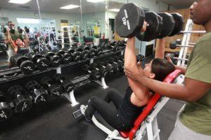 Trainingsplan für Frauen