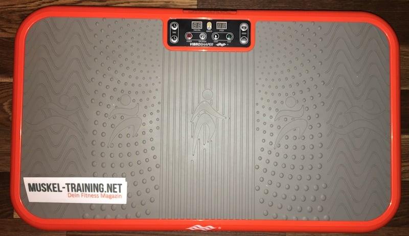 Vibrationsplatte Test und Erfahrungen