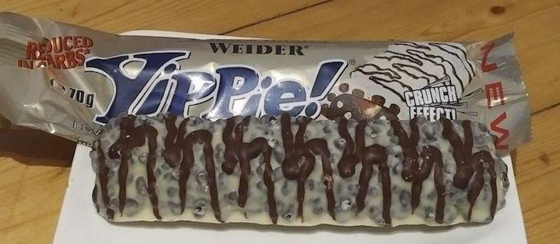 Weider YIPPIE! Proteinriegel