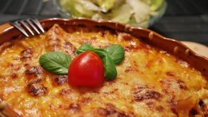 Weight-Watchers-Lasagne - super lecker