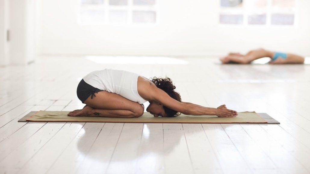 Yogamatte Schadstofffrei