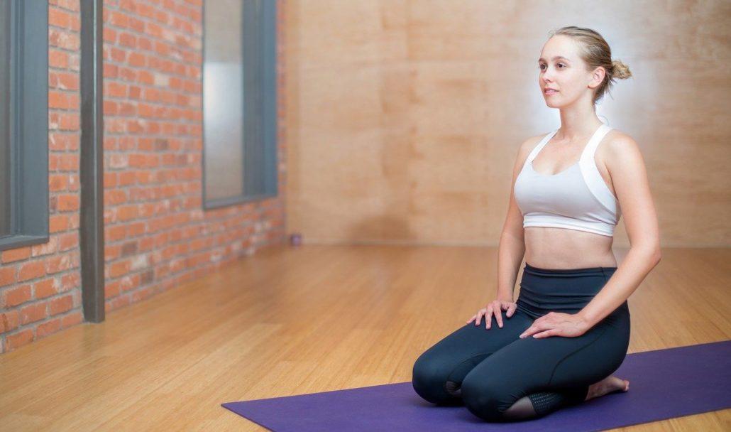 Yogamatte für unterwegs