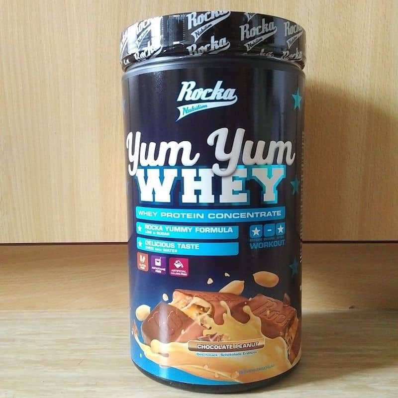 Yum-Yum-Whey-Test