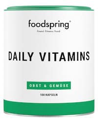 foodspring Daily Vitamins