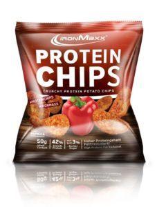 ironmaxx proteinchips