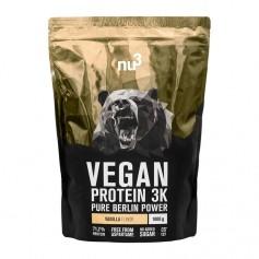 nu3 Vegan Protein Test